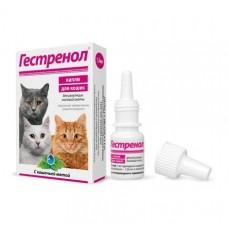 Гестренол капли для кошек для регуляции половой охоты,уп.1,5 мл.