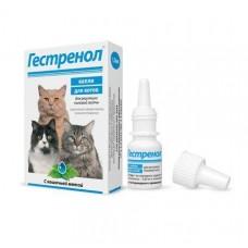 Гестренол капли для котов для регуляции половой охоты,уп.1,5 мл.