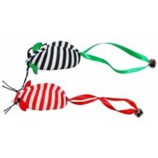 ЕвроПродукт УЮТ,игрушка для кошек,две мыши на дисплее,8 см.
