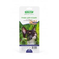 TitBit Трава для кошек ячмень