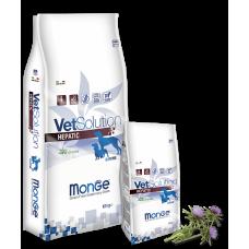 Monge Vetsolution Dog Hepatic,диета для собак при заболеваних печени,уп.2 кг.