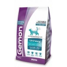 Gemon Cat Urinary,сухой корм для кошек при проблемах мочевыделительной системы,1,5 кг.