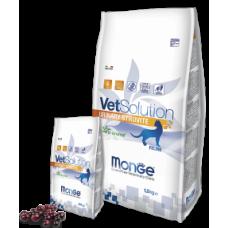 Monge Vetsolution Cat Urinary-Struvite,диета для кошек при мочекаменной болезни,уп.1,5 кг.