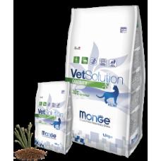Monge Vetsolution Cat Obesity,диета для кошек при ожирении,уп.1,5 кг.