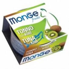 Monge Frut Cat,влажный корм для кошек тунец с киви,уп.80 гр.