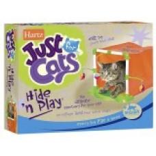 Hartz Play`N Hide Cat Activity Center,игровой центр для кошек