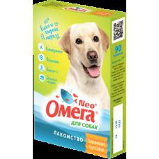 """Омега NEO+ для собак,""""Здоровые суставы"""",уп.90 таблеток"""