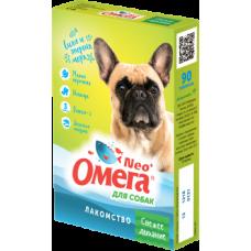"Омега NEO+ для собак,""Свежее дыхание"",уп.90 таблеток"