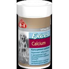 8in1 Excel Calcium,витамины с кальцием для собак,уп.155 таблеток