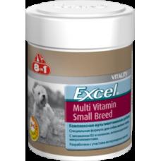 8in1 Excel Multivitamin Small Breed,мультивитамины для мелких собак,уп.70 таблеток