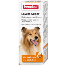 Beaphar Laveta Suрer Dog,мультивитамины для собак,50 мл.