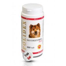 Polidex Glucogextron plus,хондропротектор для собак и щенков,500 таблеток