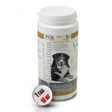 Polidex Multivitum plus,мультивитамины для собак,300 таблеток(1 таб/10 кг.)