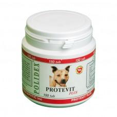 Polidex Protevit plus,витамины для улучшения обмена веществ,150 таблеток