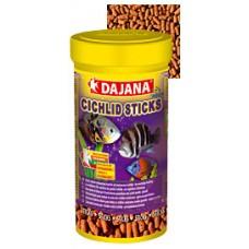 Dajana Cichlid Sticks,для крупных и средних рыб семейства цихлид,уп.25 гр.