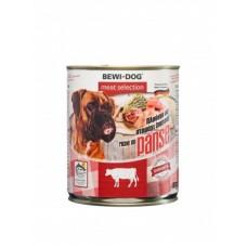 Bewi Dog Rich In Rind,влажный корм для собак,банка 800 гр.