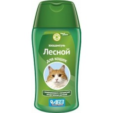 Лесной,шампунь для кошек,180 мл.