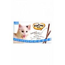 Мнямс лакомство для кошек с лососем и форелью, уп. 13,5 см 10*5 гр.