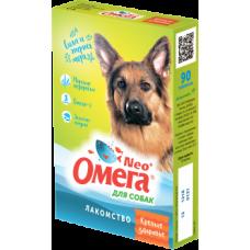 """Омега NEO+ для собак,""""Крепкое здоровье"""",уп.90 таблеток"""