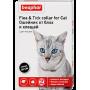 Beaphar Flea&Tick Collar Беафар ошейник инсектоакарицидный для кошек,35 см,синий