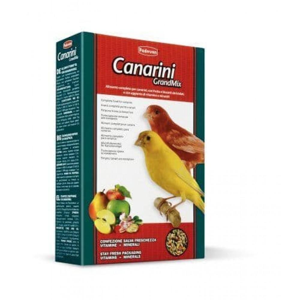 Padovan Grandmix Canarini,комплексный корм для канареек,400 гр.