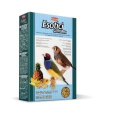 Padovan Grandmix Esotici,комплексный корм для маленьких экзотических птиц,400 гр.