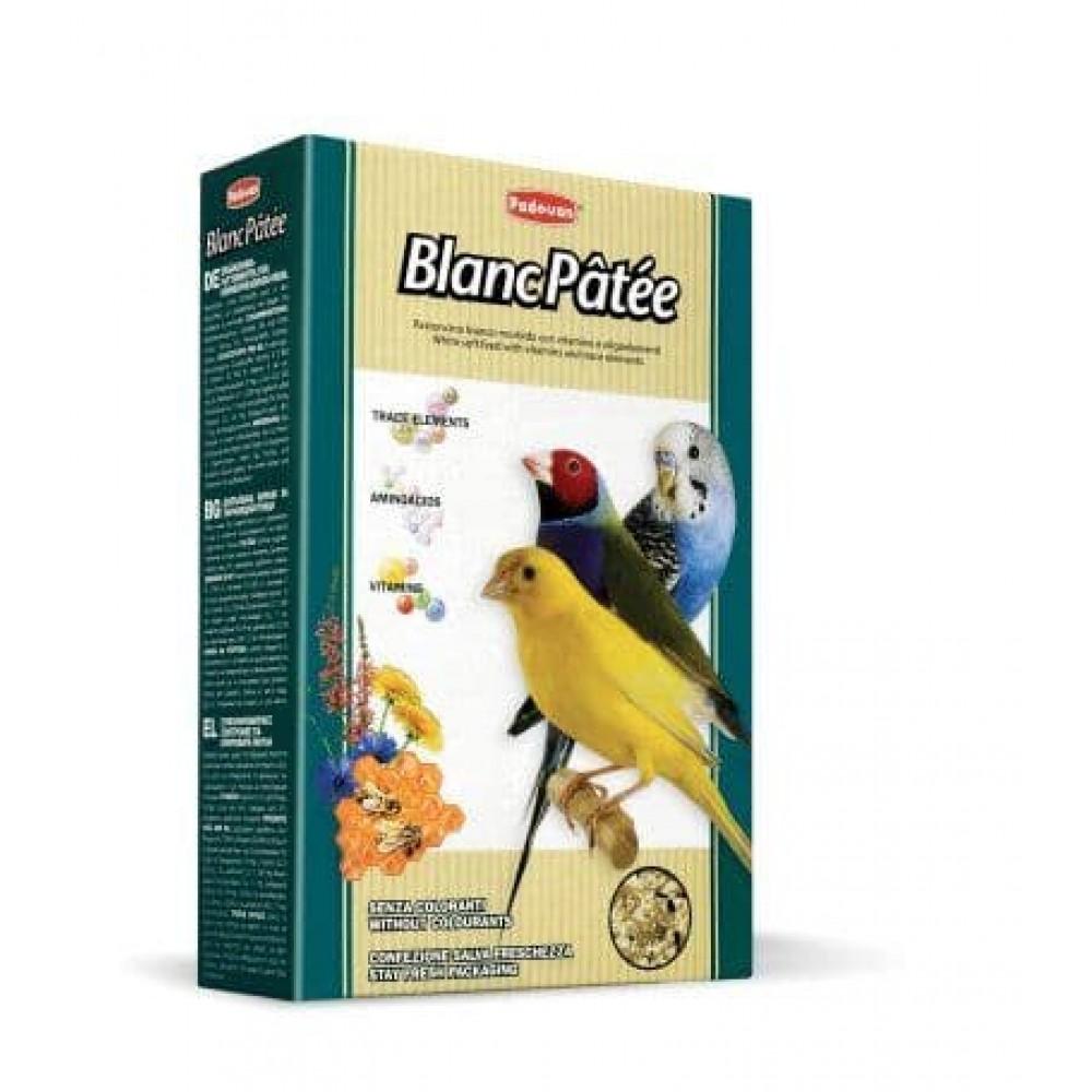 Padovan Blanc Patee,дополнительный корм для зерноядных птиц,300 гр.
