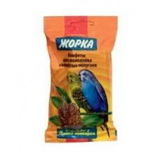 Жорка,конфеты для молодых волнистых попугаев,100 гр.