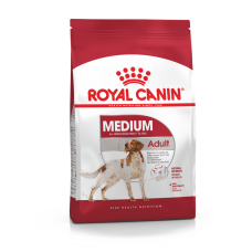Royal Canin Medium Adult,корм для собак средних пород, уп. 15 кг