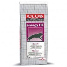 Royal Canin H.E. Club Energy, корм для активных собак, уп. 20 кг