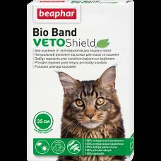 Beaphar Bio Band Veto Shield ошейник с эфирными маслами для кошек и котят,35 см.