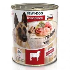 Bewi Dog Rich In Lamb,влажный корм из ягненка,банка 800 гр.