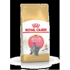 Royal Canin Kitten British Shorthair,корм для котят британской короткошерстной, уп. 2 кг.