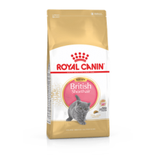 Royal Canin Kitten British Shorthair,корм для котят британской короткошерстной, уп. 400г