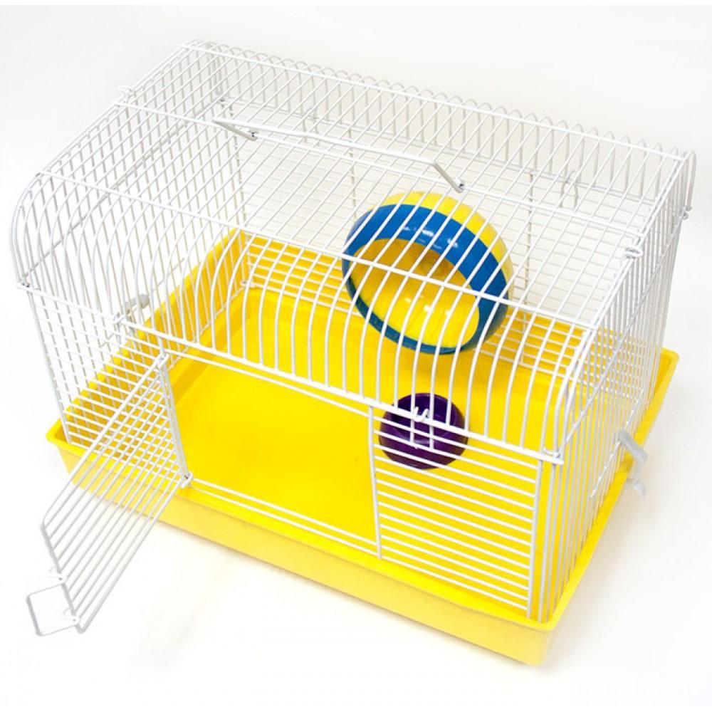 Зооник,клетка для грызунов,32х22,5х23 см.