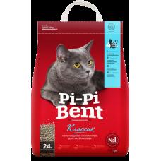 Pi-Pi-Bent Classic,комкующий наполнитель,10 кг.