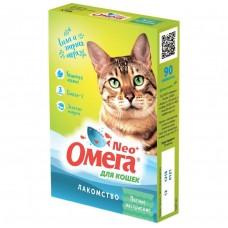 Омега NEO+ для кошек,«Мятное настроение» уп.90 таблеток