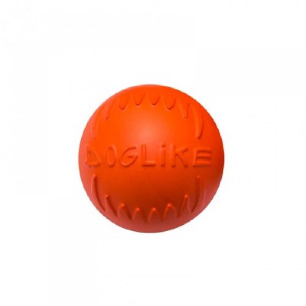 Doglike,мяч малый,D=6,5см,оранжевый