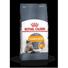 Royal Canin Hair & Skin 33,корм для кошек питание шерсти, на вес