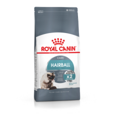Royal Canin Hairball Care,корм профилактика волосяных комочков для кошек, уп 2кг