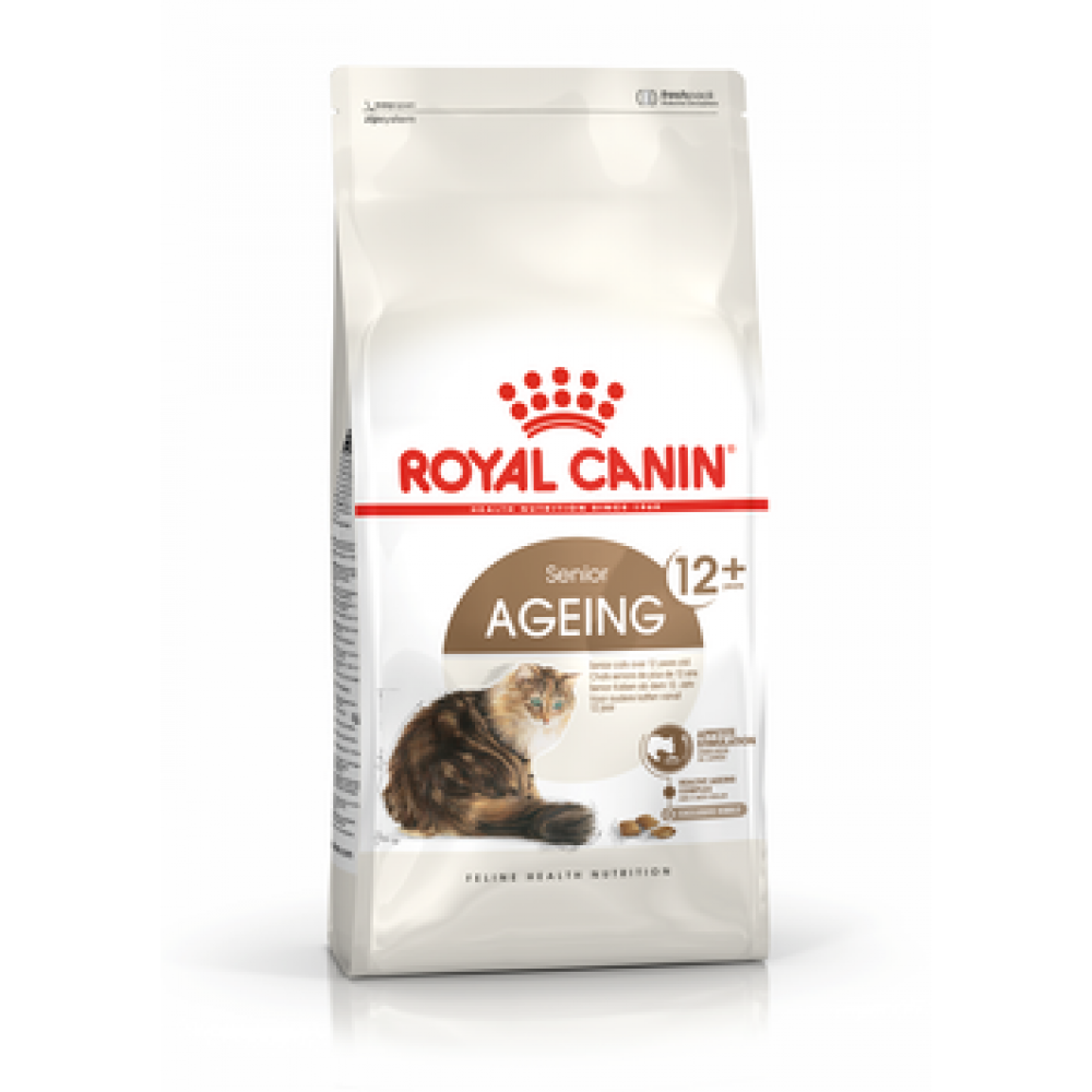 Royal Canin Ageing +12,сухой корм для кошек старше 12 лет, уп.2кг.