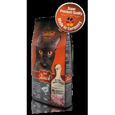 Leonardo Adult Duck&Rise Sensitive,сухой корм для чувствительных кошек с уткой и рисом,уп.15 кг.