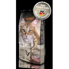 Leonardo Adult Grain-free Maxi,сухой,беззерновой корм для крупных кошек с птицей,уп.300 гр.