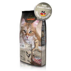 Leonardo Adult Grain-free Maxi,сухой,беззерновой корм для крупных кошек с птицей,уп.15 кг.