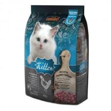 Leonardo Kitten,сухой корм для котят с курицей,уп.400 гр.