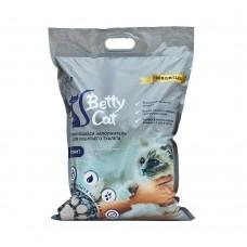 Betty Cat,комкующий наполнитель для кошачьего туалета с активированным углем,10л.(8 кг.)