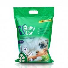 Betty Cat,комкующий наполнитель для кошачьего туалета с ароматом яблока,5л.(4 кг.)