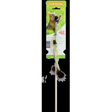 """Зооник,дразнилка """"Тримоль на веревке"""",50 см."""