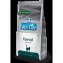 Farmina Vet Life Hairball,корм для выведения шерстяных комочков из кишечника кошек,400 гр.