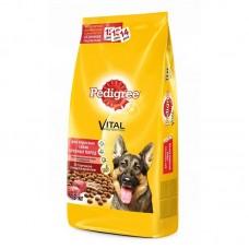 Pedigree,сухой корм для взрослых собак крупных пород,уп.13 кг.